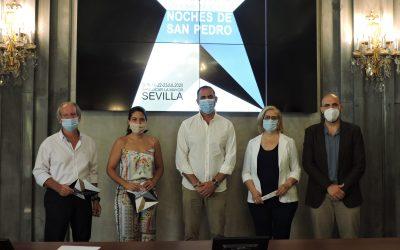 SANLÚCAR LA MAYOR RECUPERA SU FESTIVAL NACIONAL DE MÚSICA 'NOCHES DE SAN PEDRO'