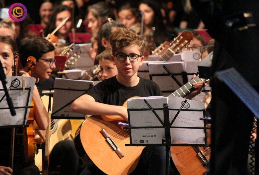 Canta un cuento 2019 – Un concierto por todo lo alto