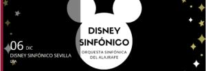 """Concierto de la OSA """"Disney Sinfónico"""" en Box Cartuja"""
