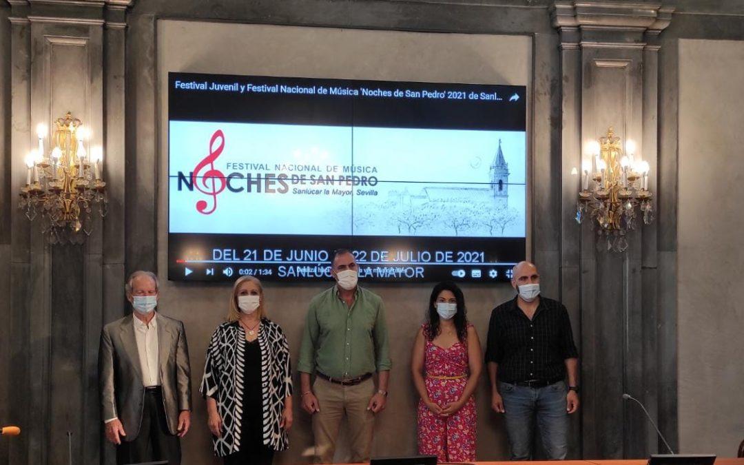 EL FESTIVAL NACIONAL DE MÚSICA 'NOCHES DE SAN PEDRO' AMPLÍA SU NÚMERO DE CONCIERTOS Y RECUPERA SU FESTIVAL JOVEN
