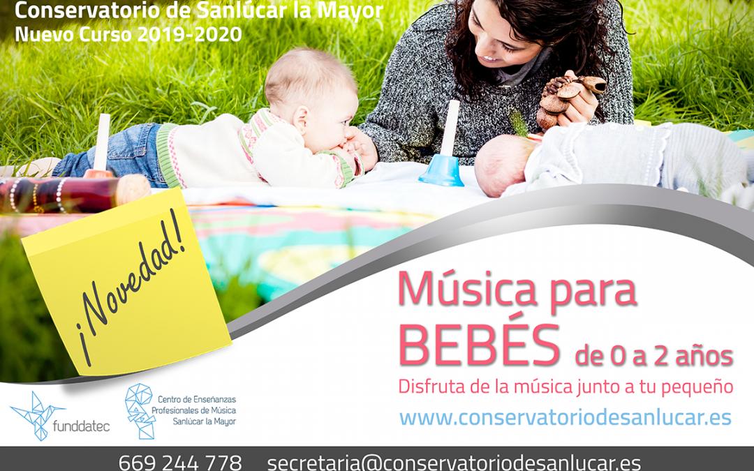 Música para Bebés (de 0 a 2 años)